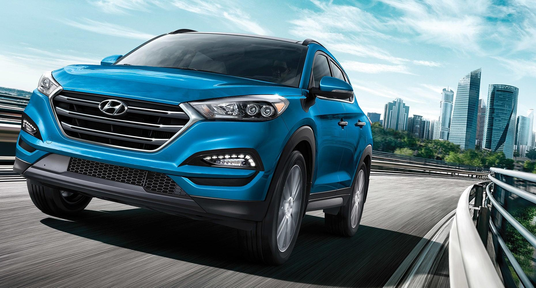 2018 Hyundai Tucson | Crossover | Murray Hyundai Dealership